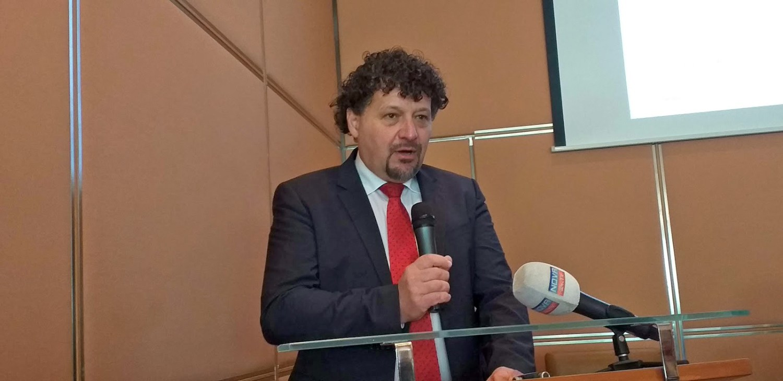 mag. Hinko Šolinc direktor Direktorata za energijo, Ministrstvo za infrastrukturo / Raziskava REUS